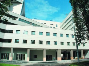 Большие больницы