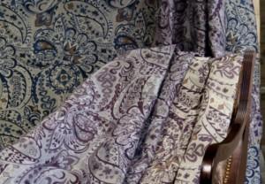 Британский дизайн и новые ткани Henry Bertrand в Москве