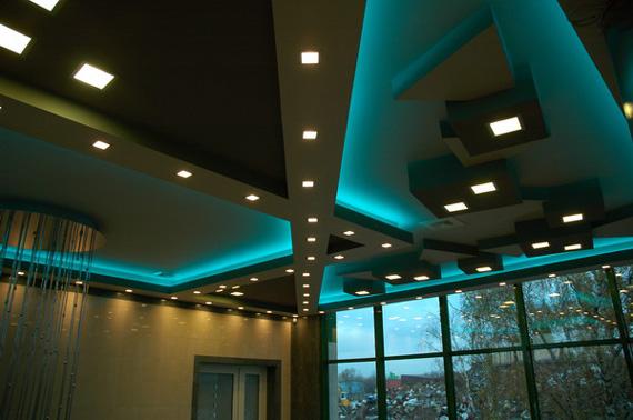 Применение светодиодной ленты