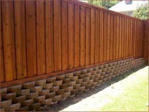 Строим забор,  основные правила