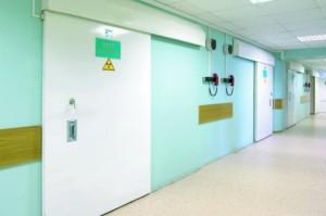 Внутреннее разделение больницы и ее составные части