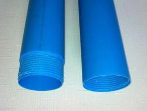 Труба ПНД безниппельного соединения