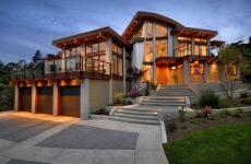 Этапы строительства одноэтажного загородного дома