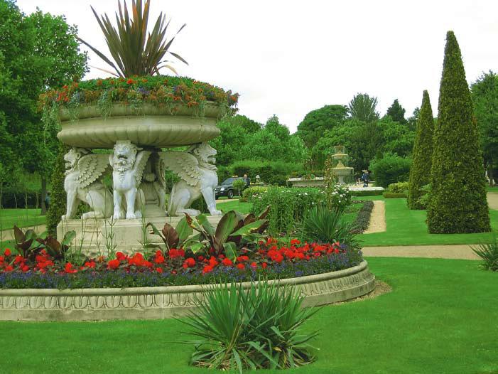Удивительный королевский парк Лондона