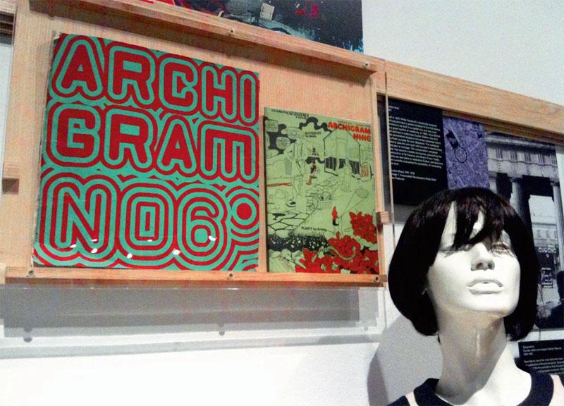 Презентация одного из номеров журнала Archigram, благодаря которому группа и получила свое название (Фото: http://archigram.westminster.ac.uk)