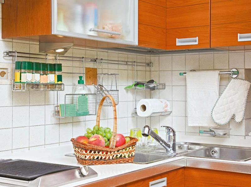 Защитное покрытие на кухне