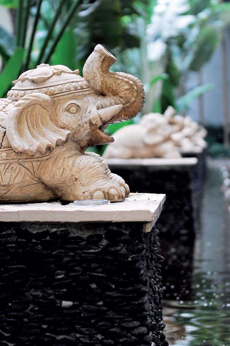 Слон - символ мудрости и стабильности