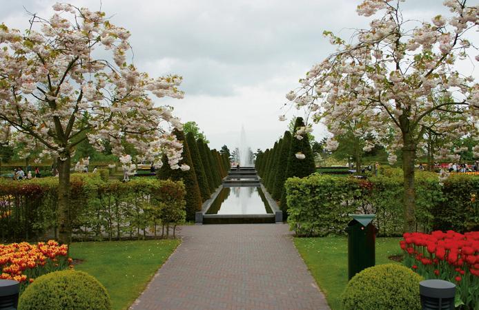 Голландские сады