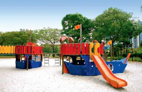 Детская игровая зона (Фото: ООО « КиндерЛенд-Украина»)