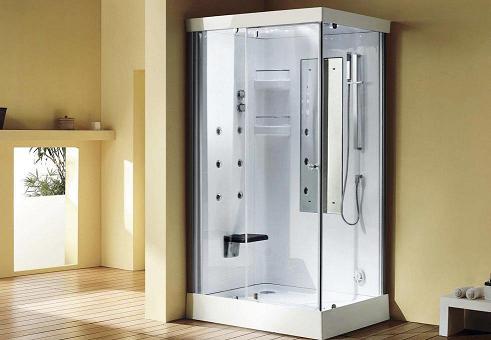 Ванная или душевая кабина: выберите по вкусу (Фото: DIVAPOR)