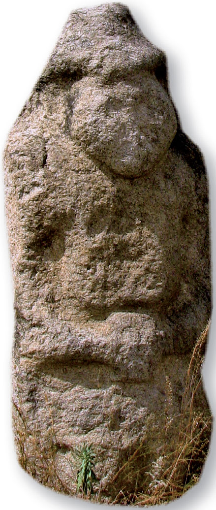 Каменный памятник