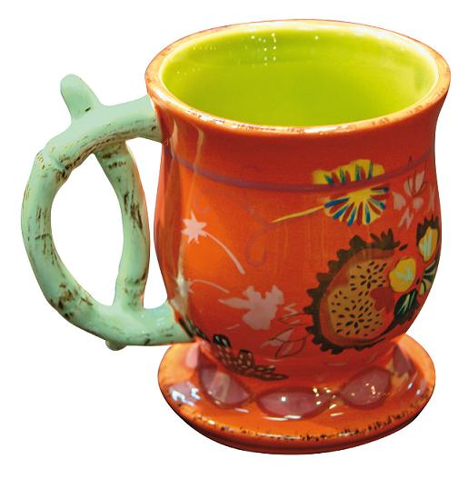 Чашка «Лето Азии» ТЕАМО