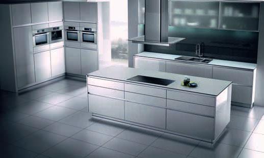 Современная кухня (Фото: ТЕКА УКРАИНА)