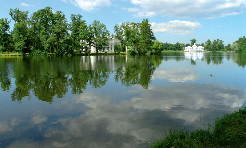 9. Царское село, Россия (Фото: Ольга Кшевжинская)