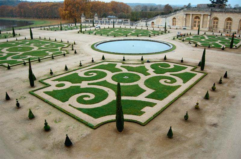 24. Версаль, Франция (Фото: Ольга Кшевжинская)