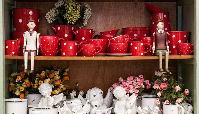 Фигурки из фарфора и керамики (Фото: Катерина Садовая)