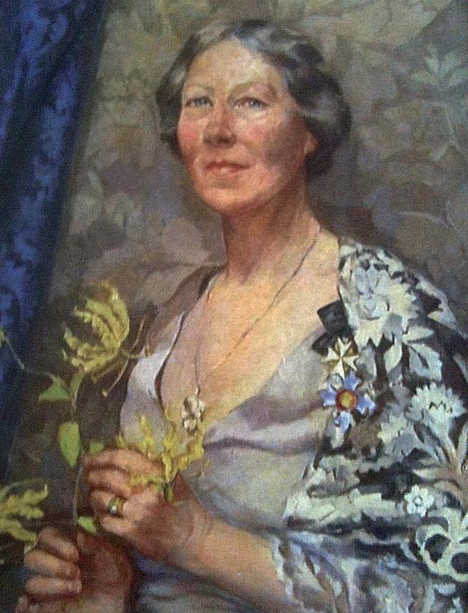 Гертруда Джекилл (Gertrude Jekyll) (1843–1932)