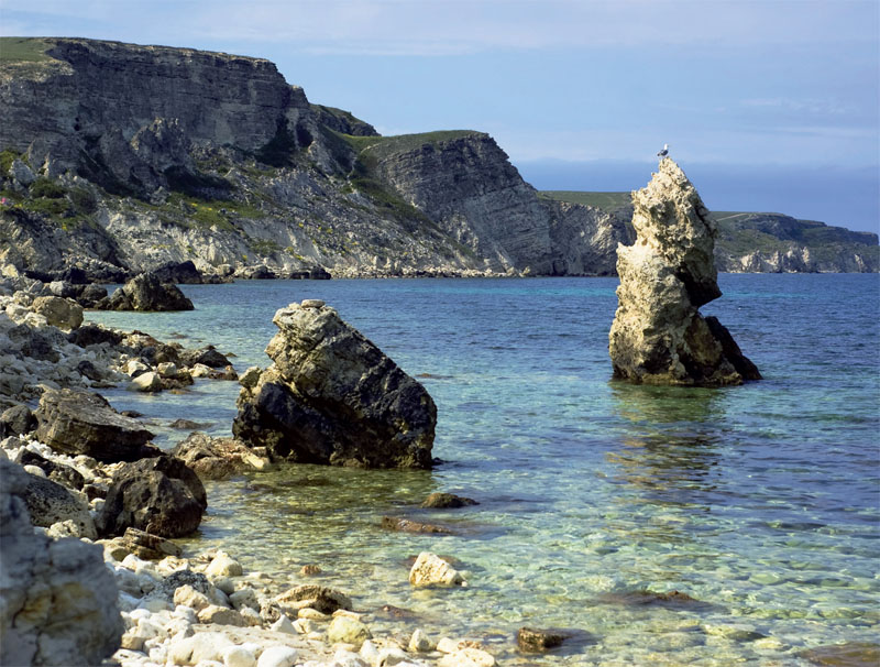 Залив Тарханкут