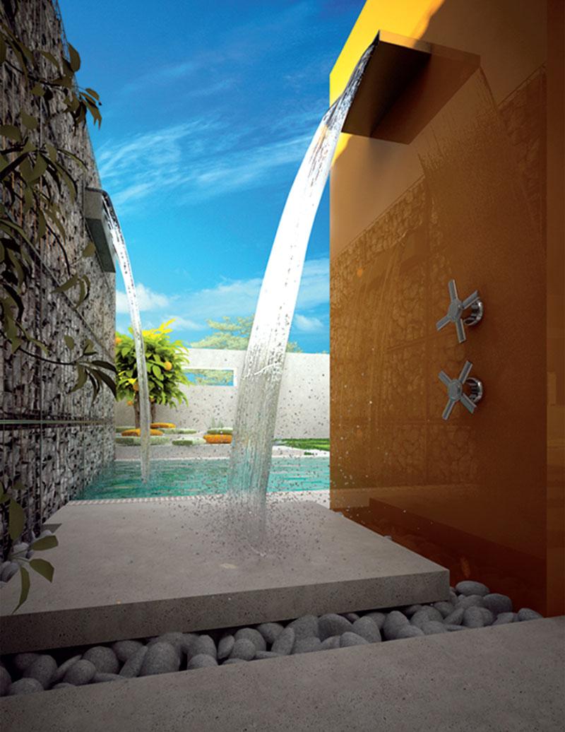 Проект частного сада. Ландшафтный архитектор – Antoaneta Yordanova