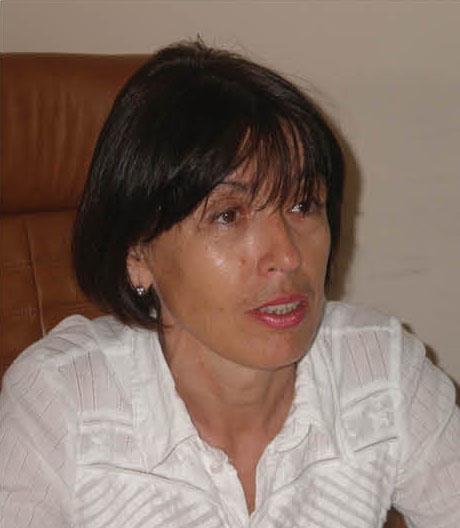 Наталия Хабарова (ландшафтный дизайнер)