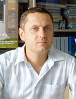 Владимир Федоренко, специалист представительства DECEUNINCK N. V.