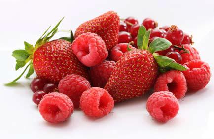 Замораживать можно только вымытые и просушенные фрукты и овощи