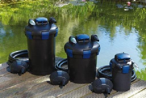 Специальные химические средства для восстановления прозрачности водоема
