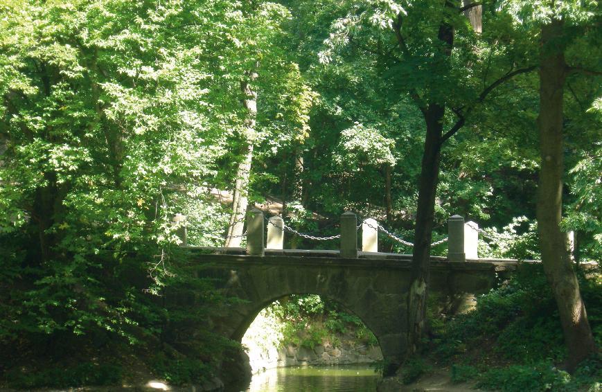 Мост над речкой (Фото: Татьяна Шагинян)
