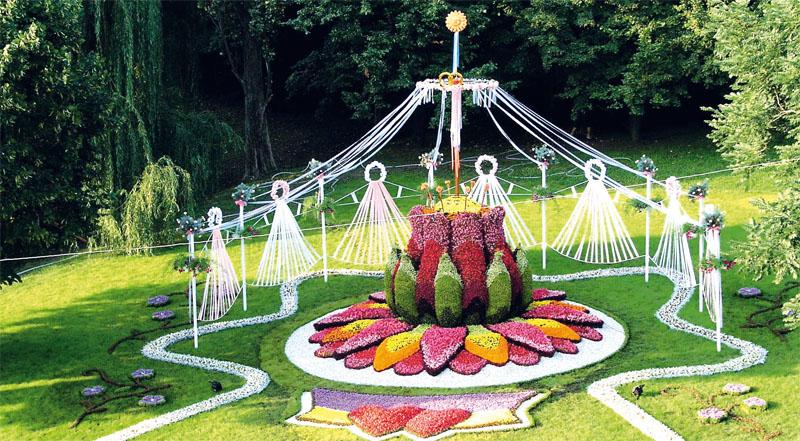 Весільна квітка (Фото: Оксана Джунь)