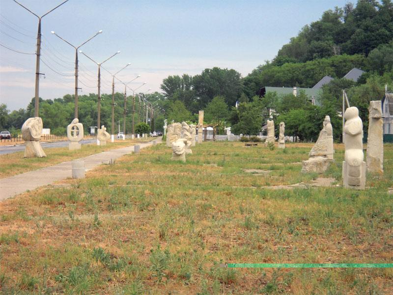 Шевченкова алея