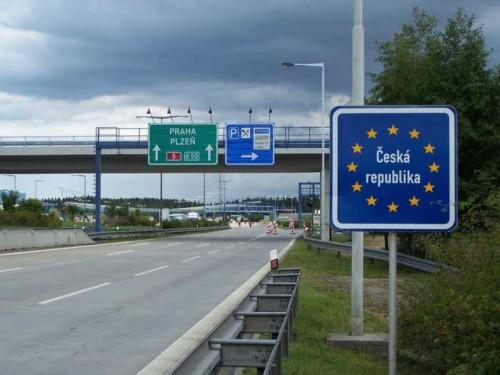 Как доставить груз из Чехии