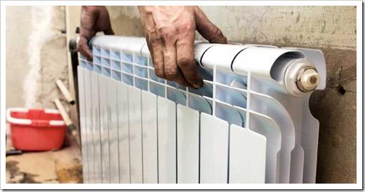 Принципы замены радиаторов отопления