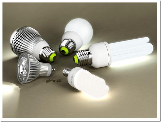 Преимущества светодиодных ламп