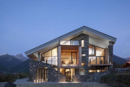 Какие бывают дизайны домов