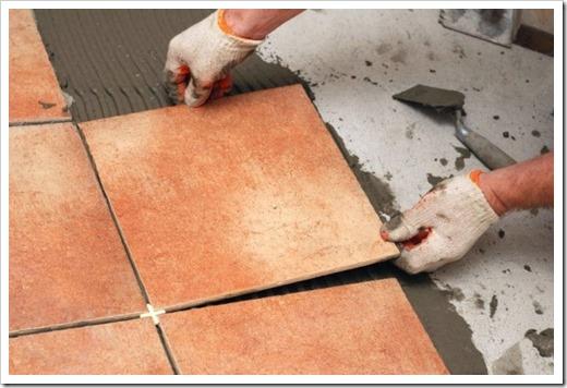 Основные правила укладки плитки