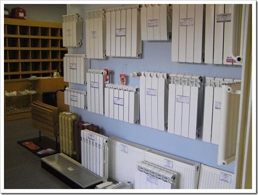 Сравнение энергоэффективности различных радиаторов
