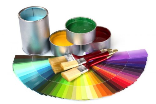Чем покрасить плиты OSB