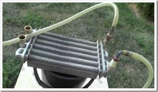 Очистка от отложений жёсткой воды