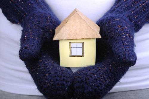 тепло в доме