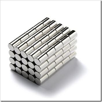 Где используются неодимовые магниты?