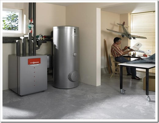 Газовое отопление: особенности и достоинства