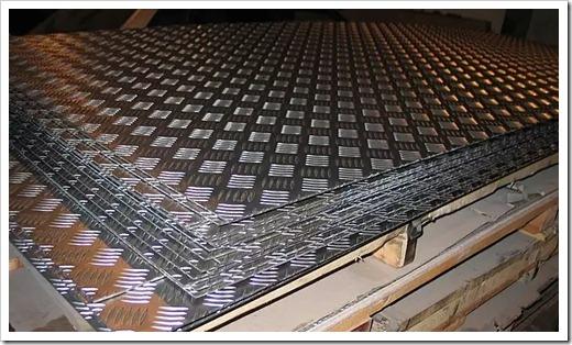 Сплавы, идеально подходящие для производства рифлёных листов