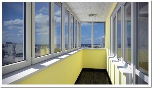 Качественное остекление балкона
