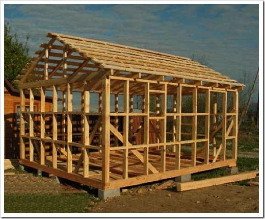 СИП панели, как разновидность каркасного строительства