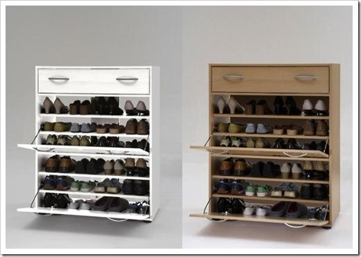 Выполните сборки обувницы