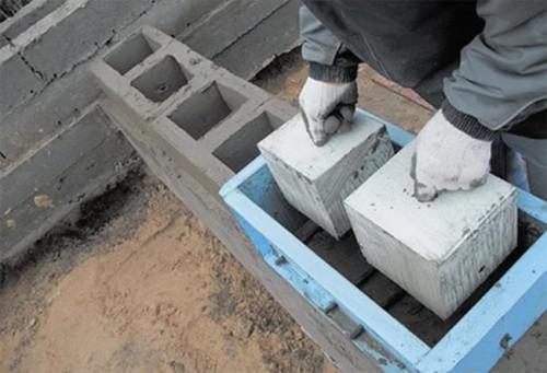 опалубка для стен