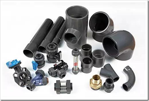 Различные материалы, применяемые для изготовления труб