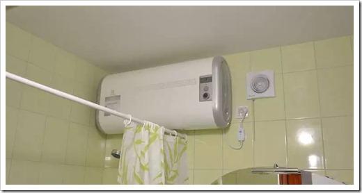 Положительные аспекты использования накопительных водонагревателей