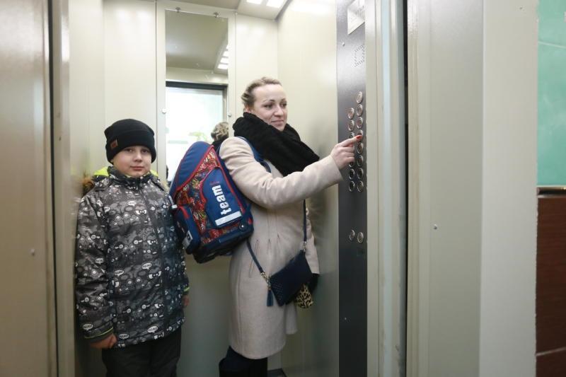 Преимущества электрических лифтов