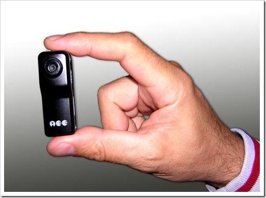 Миниатюрные камеры видеонаблюдения